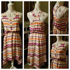 Fun & Flirt Spring Dress